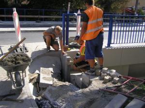Bauwerk práce pro Skansku