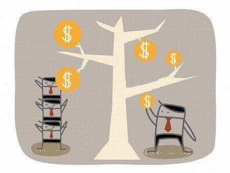 Rostou peníze na stromě?