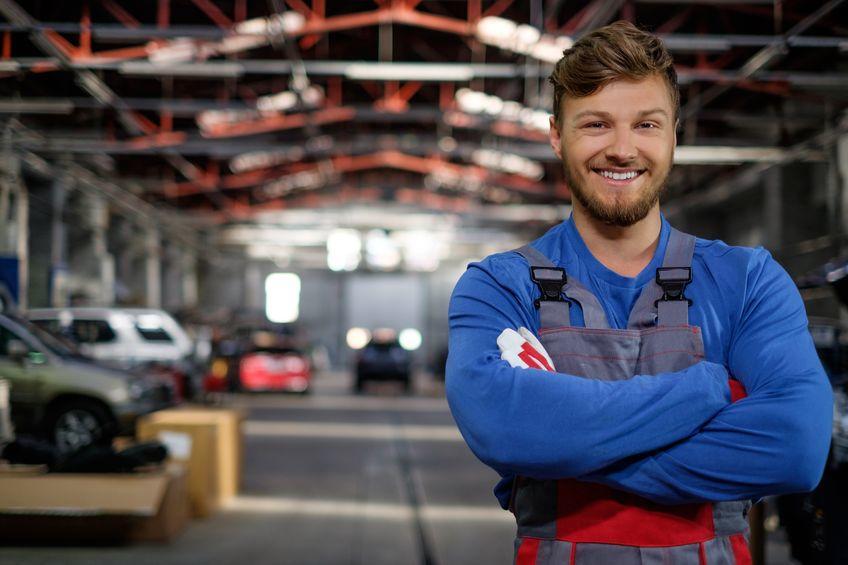 Asistenti při výrobě automotive