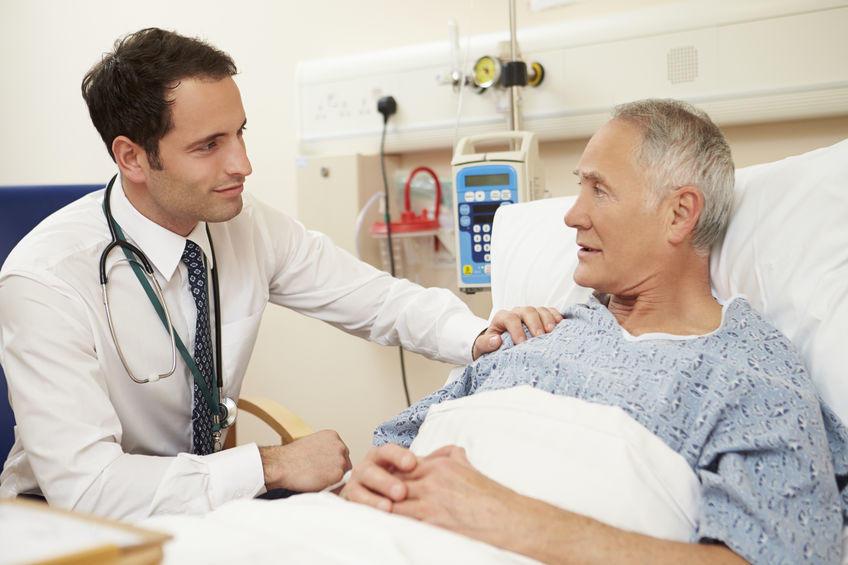 Lékař/ka lůžkového oddělení