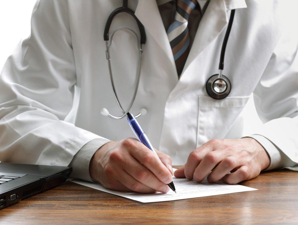 Proplacení lékařské prohlídky