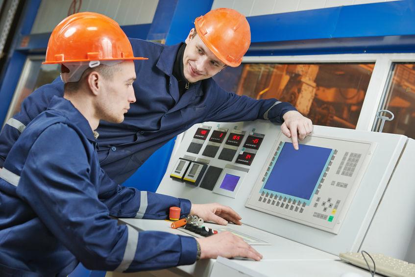 Obsluha a seřizování výrobní linky