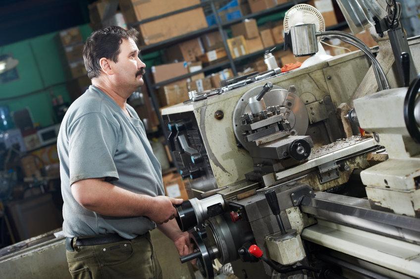 Obsluha kovoobráběcích a tvářecích strojů