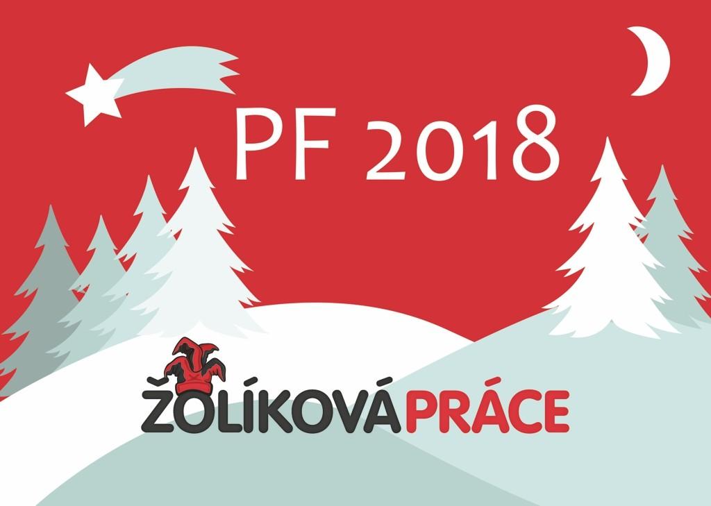 PF 2018 od Žolíkovky