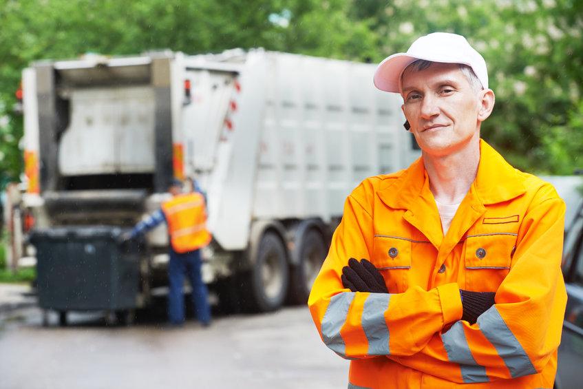 Pracovníci svozu odpadu – ranní směna