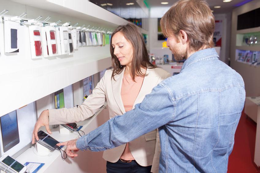 Prodejce mobilních telefonů a příslušenství