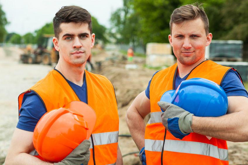 Stavební dělníci/svoz Přerov