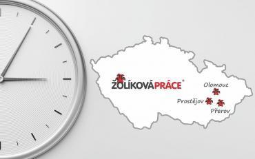 Změna provozní doby našich kanceláří